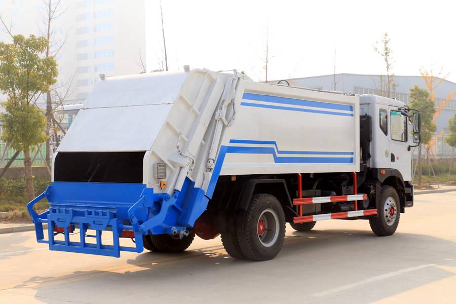 东风8吨后装压缩车图片3