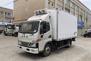 江淮帅E4.2米蓝牌不超重冷藏车
