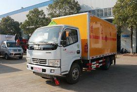 贵州东风多利卡爆破器材运输车