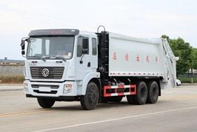 东风景程V5 20立方压缩式垃圾车