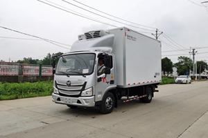 上海好车推荐:福田欧马可4.2米冷藏车