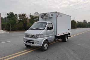 国六长安神骐小型厢式汽油冷藏车