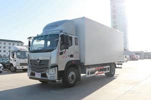 6.8米福田欧马可欧航国六冷藏车价格|厂家