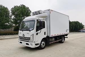 陕汽轻卡国六潍柴150马力轻量化冷藏车厂家价格