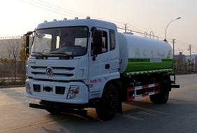东风15吨喷雾洒水车