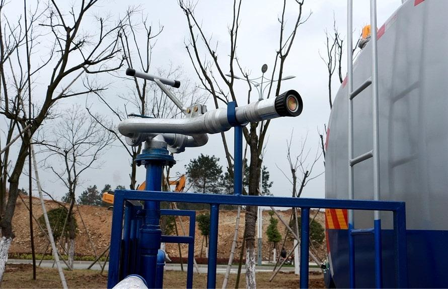 东风专底新款15吨洒水车上装图片A