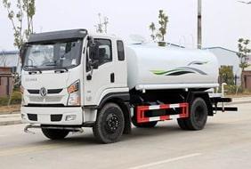 东风新款12吨洒水车