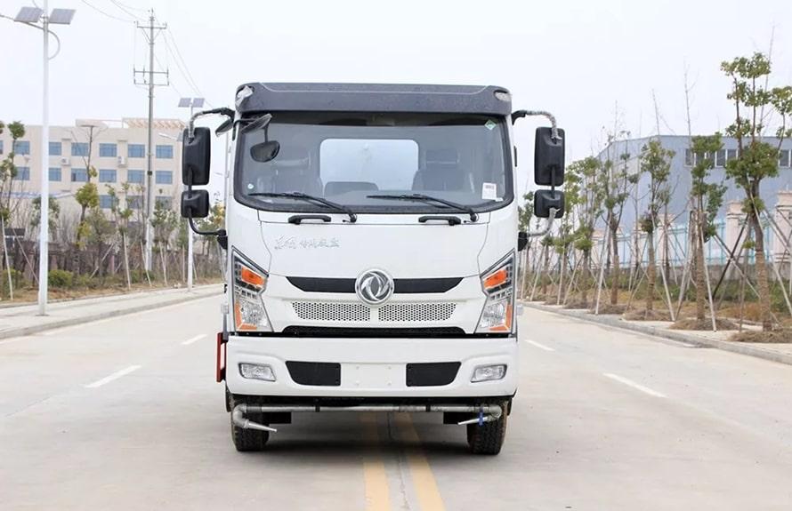 东风新款12吨洒水车整车图片E