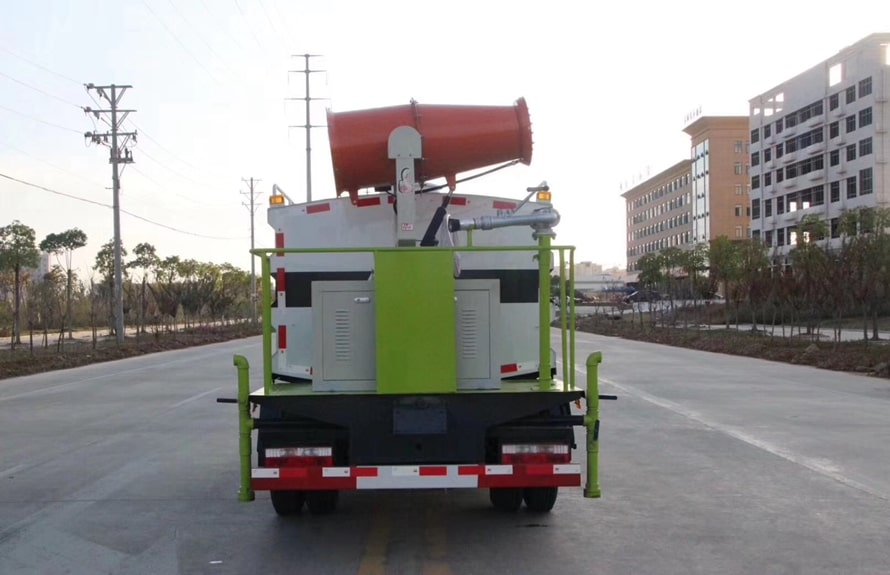东风5吨蓝牌雾炮车整车图片D