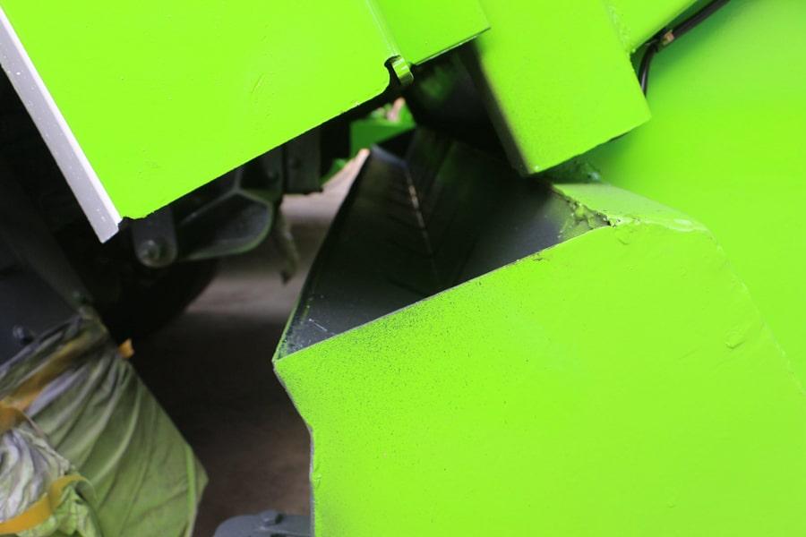 东风3吨压缩式垃圾车污水箱图片