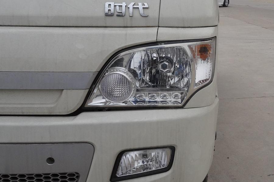 福田3方勾臂式垃圾车右侧大灯图片