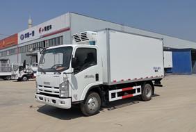 五十铃KV600-4.2米冷藏车