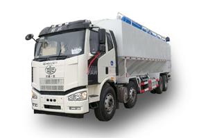 解放20吨散装饲料车