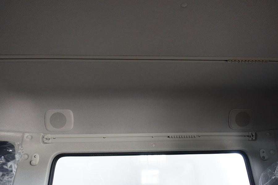东风10吨散装饲料车门帘