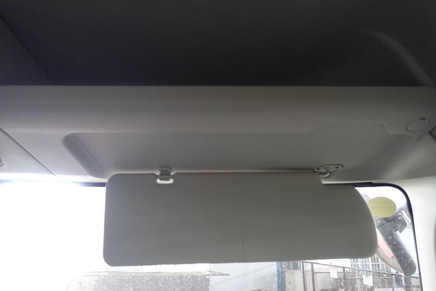东风15吨散装饲料车遮阳板