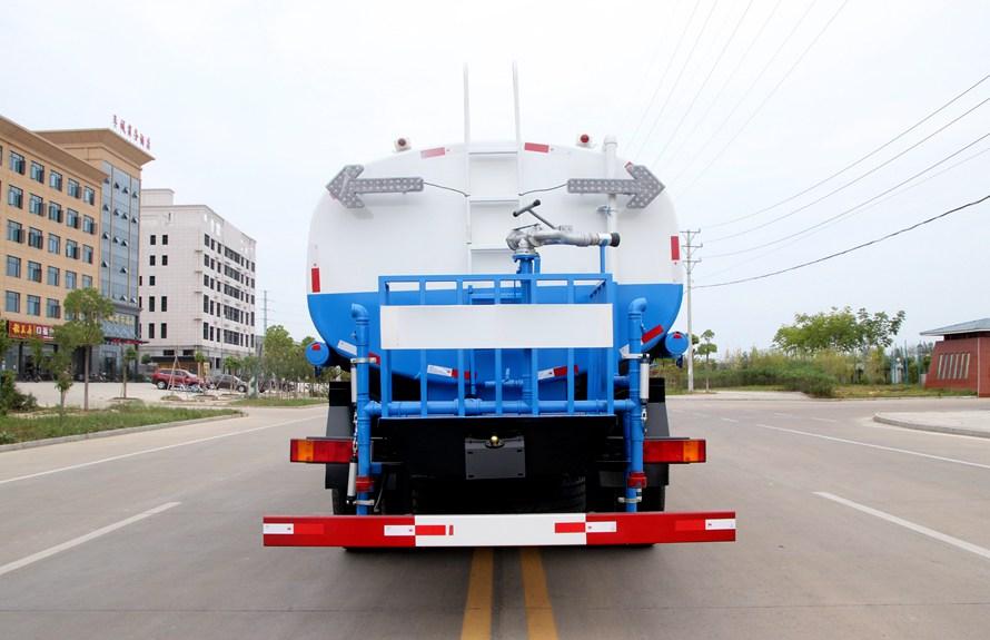 东风天龙20吨洒水车整车图片E