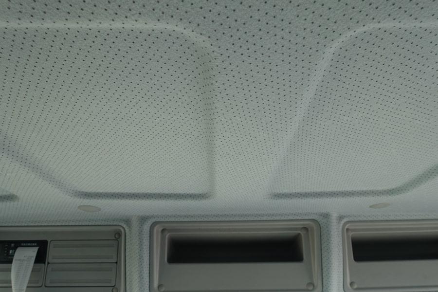 柳汽15吨散装饲料车天花板