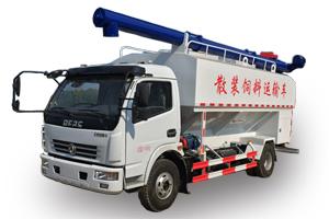 东风8吨散装饲料车