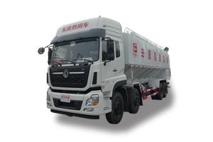 东风天龙20吨散装饲料车配置介绍与价格报价