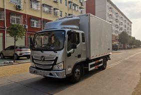 欧马可S3-3.7米冷藏车