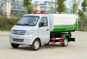 东风3方自装卸式垃圾车