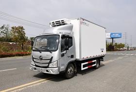 欧马可4.2米小型冷藏车