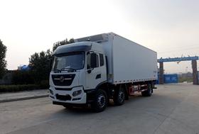 天锦7.7/9.6米冷藏车