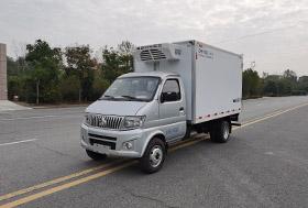 长安神琪3.2米冷藏车