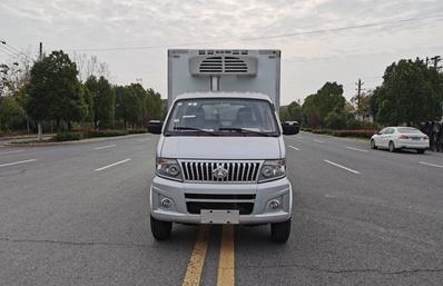 长安神琪3.2米冷藏车正前图片