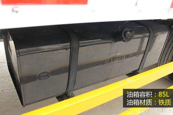 江淮帅铃4.2米冷藏车油箱