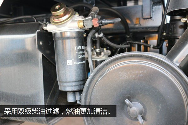 五十铃100P4.2米冷藏车空气过滤器