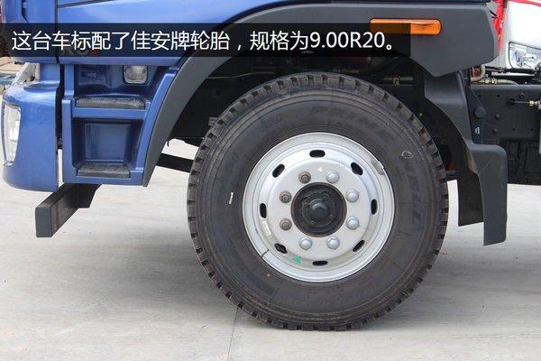 福田瑞沃6.8/7.6米冷藏车轮胎