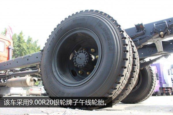 东风天锦6.1/7.4米冷藏车钢丝胎