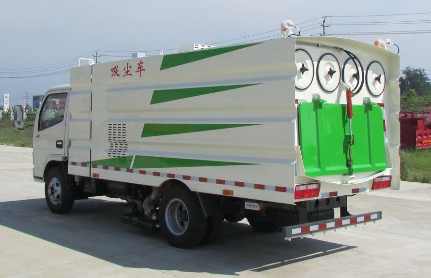 东风3吨吸尘车图片3