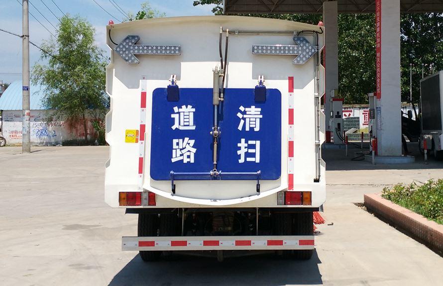 五十铃3吨扫路车图片3