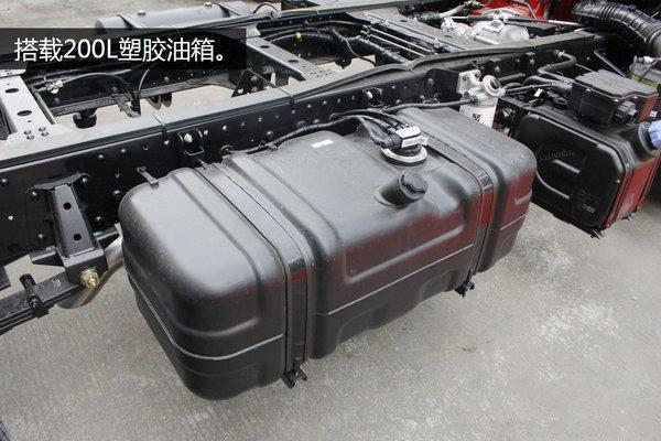 福田奥铃CTS_4.2米冷藏车油箱