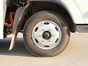 大运4.2米纯电动冷藏车6.50轮胎
