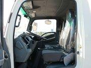 大运4.2米纯电动冷藏车驾驶室图片