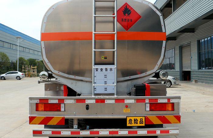 油罐车反光带等标识图片