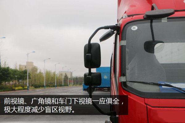 解放虎V全落地平板清障车图片(七)