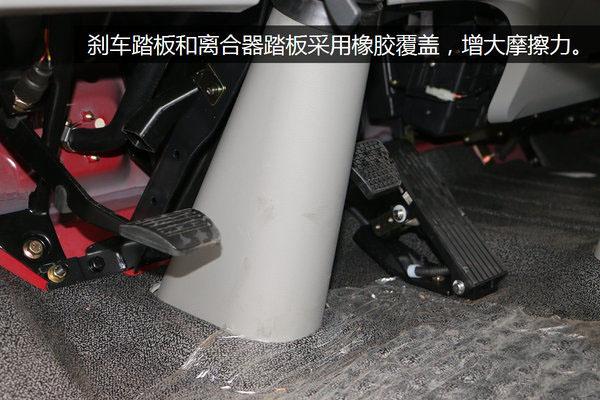 解放虎V全落地平板清障车图片(二十八)