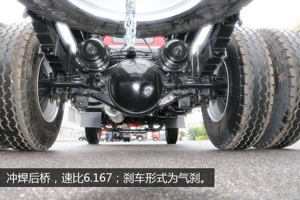 解放虎V全落地平板清障车图片(三十四)