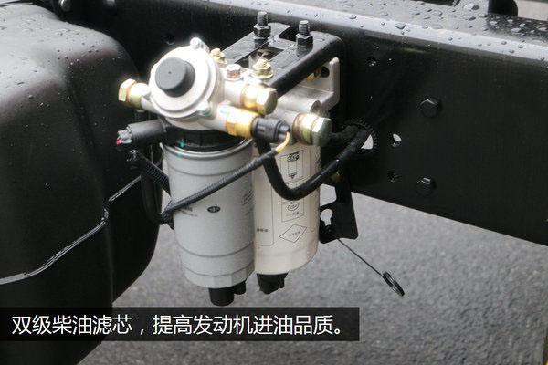 解放虎V全落地平板清障车图片(三十九)
