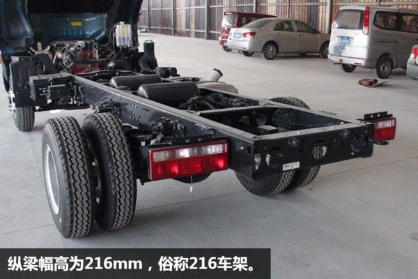 解放虎V5.6米平板清障车图片(五)
