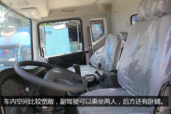 东风D9一拖三平板清障车图片(七)