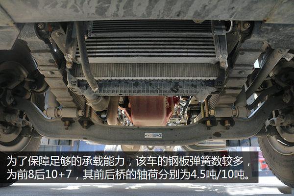 东风D9一拖三平板清障车图片(十五)