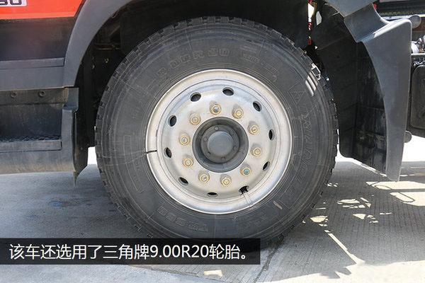 东风D9一拖三平板清障车图片(十七)