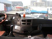 福田欧曼EST9.6米冷藏车中控台图片