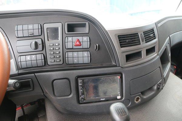 福田欧曼EST9.6米冷藏车控制开关图片