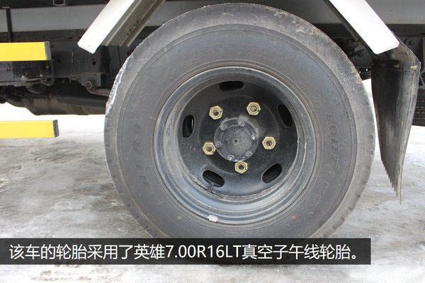 江铃一拖一蓝牌清障车图片(十五)